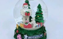 Michelin-Man-Snow-Globe