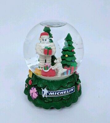 Michelin-Man-Snow-Globe