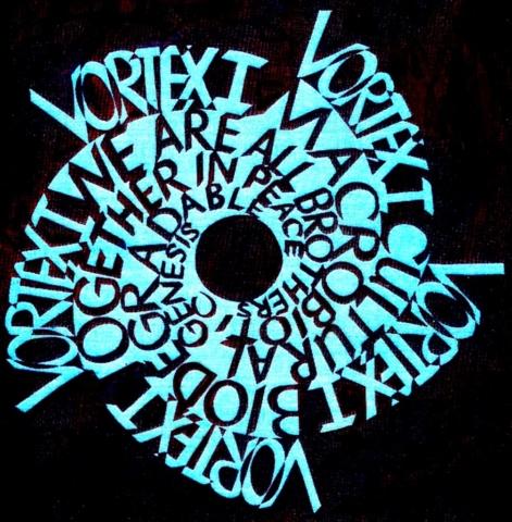 Vortex I Logo - 1970