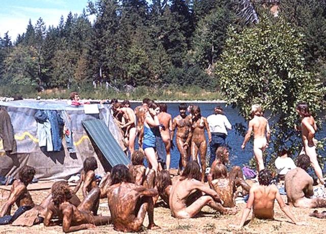 Sauna - Vortex 1 - 1970 - McIver State Park