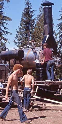 Setup - Vortex 1 - 1970 - McIver State Park