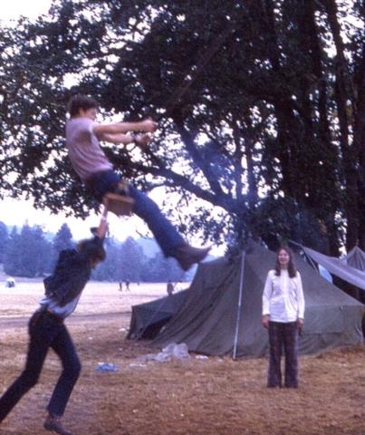 Swing - Vortex 1 - 1970 - McIver State Park