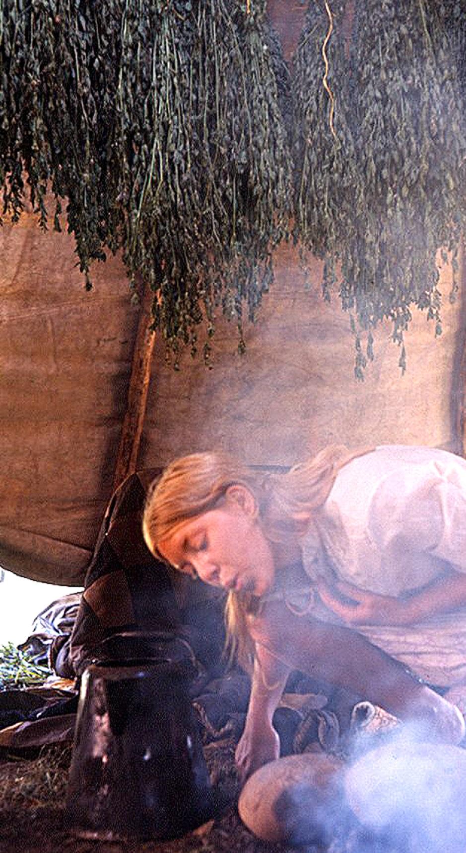 Smoking - Vortex 1 - 1970 - McIver State Park
