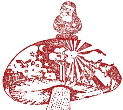 Psilocybin Santa image