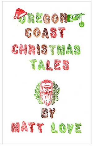Orgon Coast Christmas Tales book image